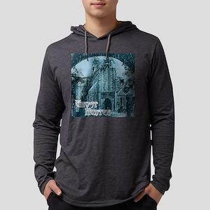 GH-GHspookygateJrHf-1 Mens Hooded Shirt