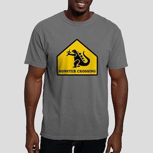 Monster Crossing Mens Comfort Colors Shirt