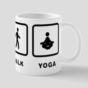 Meditating Mug
