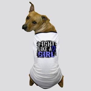 Licensed Fight Like a Girl 31.8 RA Dog T-Shirt