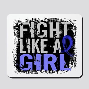 Licensed Fight Like a Girl 31.8 RA Mousepad