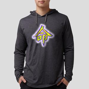 lifeabc Mens Hooded Shirt