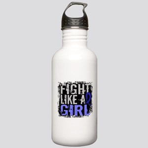 Fight Like a Girl 31.8 Huntingtons Stainless Water