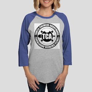 TCA Womens Baseball Tee