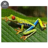 Green tree frog Puzzles