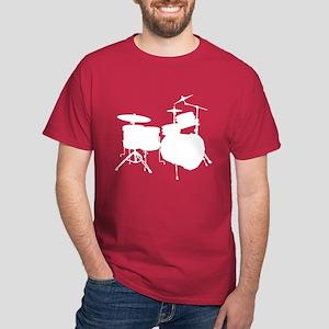 Cool Drum Kit Dark T-Shirt