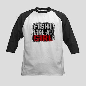 Fight Like a Girl 31.8 Parkinsons Kids Baseball Je