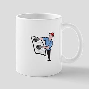 Automotive Glass Installer Mug