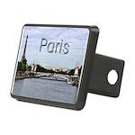 Paris Rectangular Hitch Cover