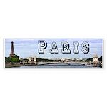 Paris Sticker (Bumper 10 pk)
