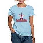 Paris Women's Light T-Shirt