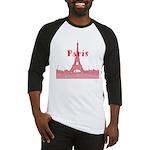 Paris Baseball Jersey