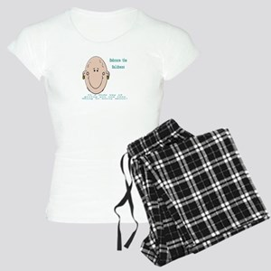 Embrace the Baldness Women's Light Pajamas
