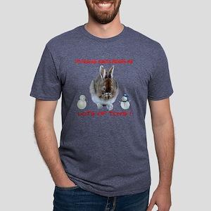 7x7_apparel Mens Tri-blend T-Shirt