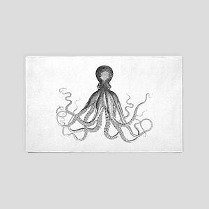 Octopus 3'x5' Area Rug