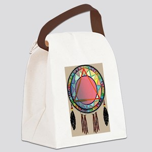 AllONEtribe Canvas Lunch Bag