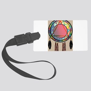 AllONEtribe Large Luggage Tag