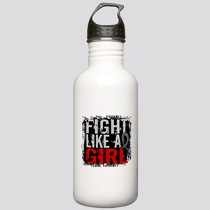 Fight Like a Girl 31.8 Diabetes Stainless Water Bo