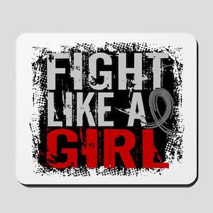 Fight Like a Girl 31.8 Diabetes Mousepad