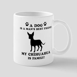 Chihuahua Dog Breed Designs Mug