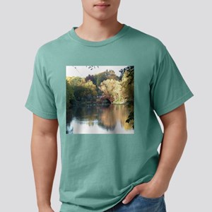 Central Park Mens Comfort Colors Shirt