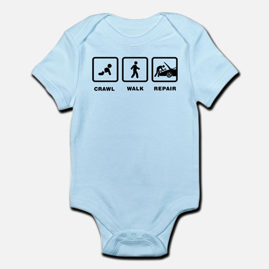 Car Mechanic Infant Bodysuit