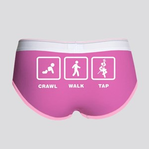 Tap Dancing Women's Boy Brief