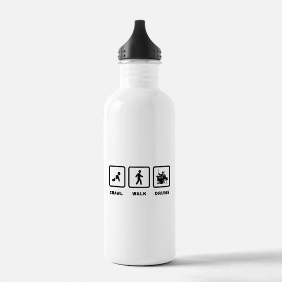 Drummer Water Bottle