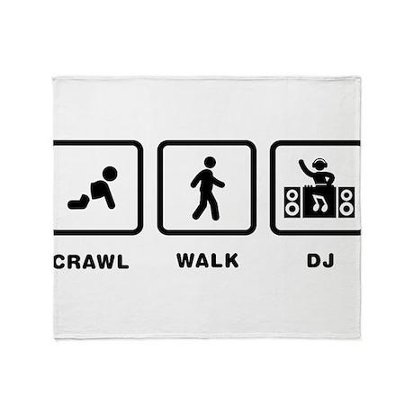 DJ Throw Blanket