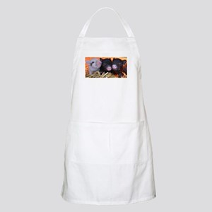 3 little micro pigs Apron