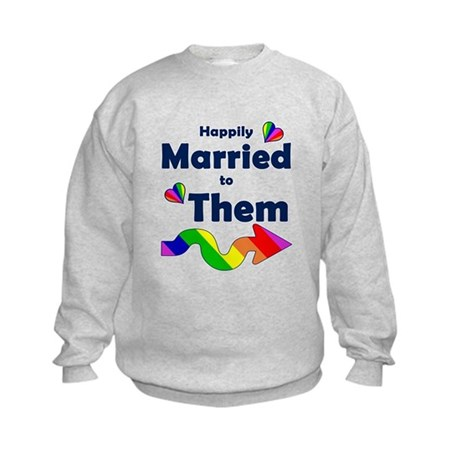 Married to Them Right Arrow Sweatshirt