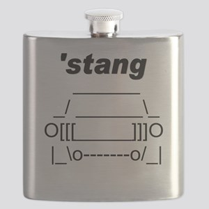 ASCII stang front Flask