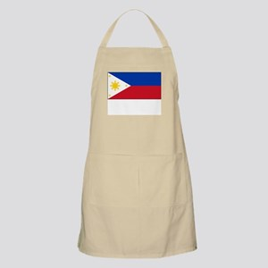 Philippines Flag Picture BBQ Apron