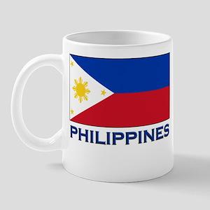 Philippines Flag Stuff Mug
