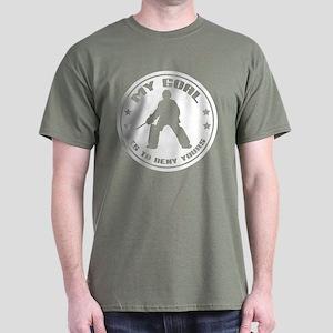 My Goal (Field Hockey) Dark T-Shirt