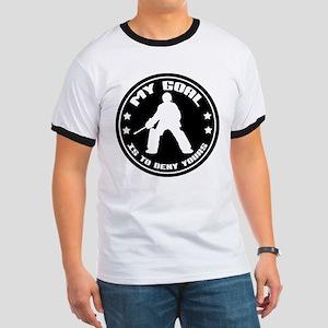My Goal (Field Hockey) Ringer T
