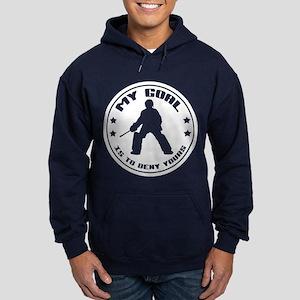 My Goal (Field Hockey) Hoodie (dark)