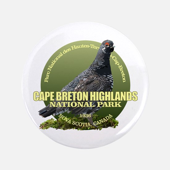 Cape Breton Highlands Button