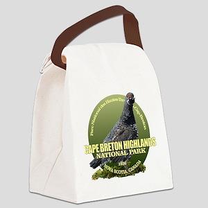 Cape Breton Highlands Canvas Lunch Bag