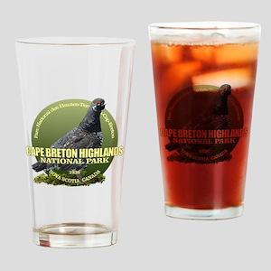 Cape Breton Highlands Drinking Glass