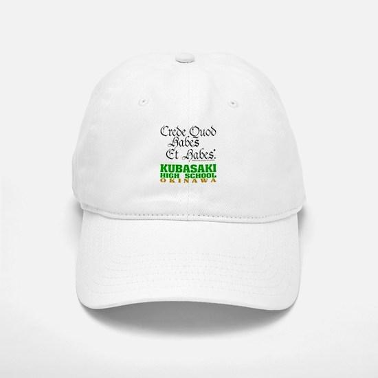 Motto Baseball Baseball Cap
