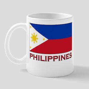 Philippines Flag Merchandise Mug