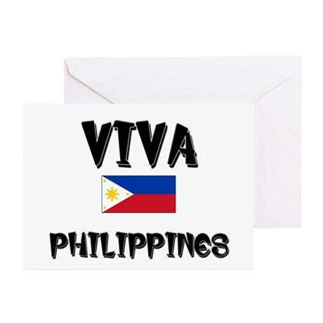 Viva Philippines Greeting Cards (Pk of 10)