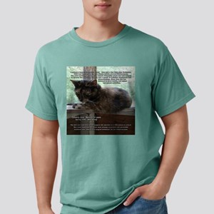 Sept_CalamityJane_vert.p Mens Comfort Colors Shirt