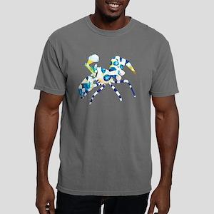 Geometric Abstract Harle Mens Comfort Colors Shirt