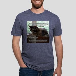 Sept_CalamityJane_vert Mens Tri-blend T-Shirt