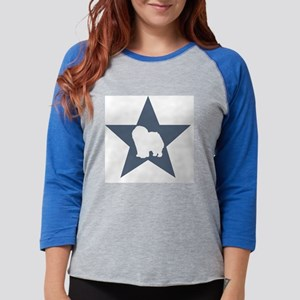 cc-star Womens Baseball Tee