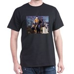 Doctor on Horseback Dark T-Shirt