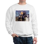 Doctor on Horseback Sweatshirt