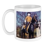 Doctor on Horseback Mug